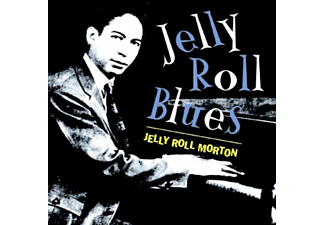 Jelly Roll Morton - Jelly Roll Blues - (CD)