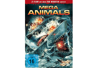 Mega Animals - (DVD)