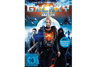 Galaxy War - (DVD)