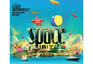 VARIOUS - Space Ibiza 2016 - (CD)