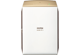 FUJI Fotoprinter Instax Share SP-2 Gold (B14001-G)