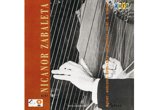 VARIOUS - Nicanor Zabaleta-Harp - (CD)