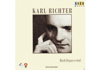 Karl Richter - Bach: Organ Recital - (CD)