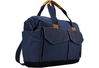 "CASE LOGIC LoDo Satchel 15.6"" - Dress Blue"