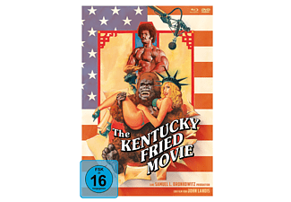 Kentucky Fried Movie - Mediabook - (Blu-ray + DVD)