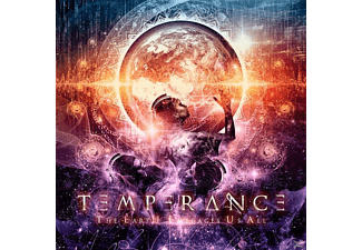 Temperance - The Earth Embraces Us All - (CD)