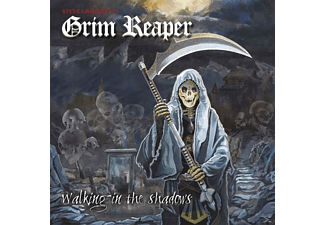 The Grim Reaper - Walking In The Shadows (White/Red Vinyl) - (Vinyl)