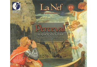 Daniel Taylor - Perceval-The Quest For The G - (CD)