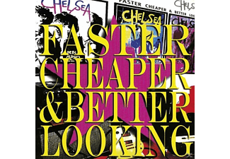 Chelsea - Faster Cheaper And Better Looking - (Vinyl)