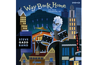 Steve Band Gadd - Way Back Home-Live From Rochester,Ny [DVD + CD]