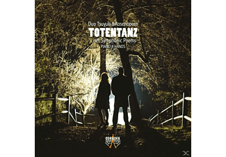 Duo Tsuyuki & Rosenboom - Totentanz - (CD)
