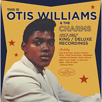 Otis & The Char Williams - 1956-1962 King/Deluxe Recordings [CD]