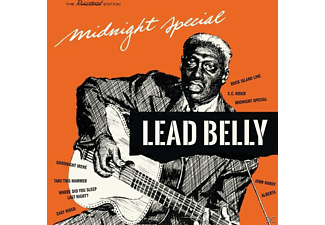 Lead Belly - Midnight Special - (CD)