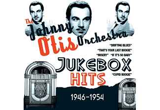 Johnny Orchestra Otis - Jukebox Hits 1946-1954 - (CD)