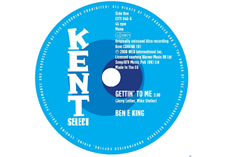 Ben E. King - Gettin To Me - (Vinyl)