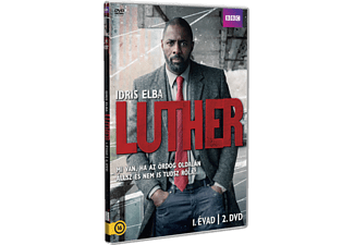 Luther - 1. évad 2. rész (DVD)