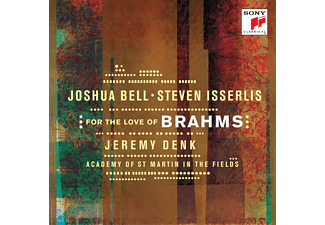 Joshua Bell, Steven Isserlis - For the Love of Brahms - (CD)