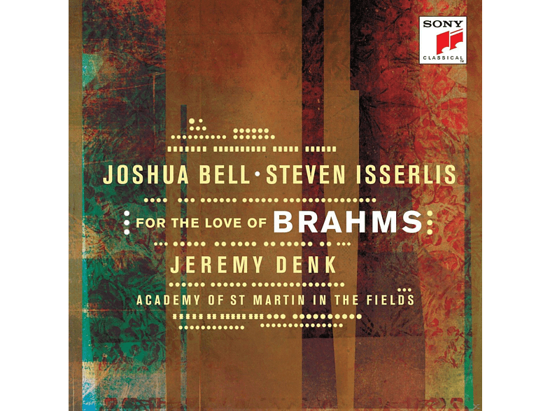 Joshua Bell, Steven Isserlis - For the Love of Brahms [CD]