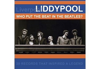VARIOUS - Liddypool - Who Put The Beat In The Beatles? - (CD)