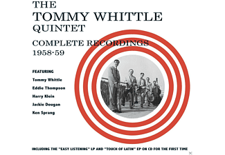 Tommy Quintet Whittle - Complete Recordings 1958-59 - (CD)