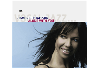 Rigmor Gustafsson - Alone With You - (CD)