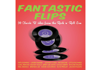 VARIOUS - Fantastic Flips - (CD)
