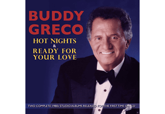 Buddy Greco - Hot Nights & Ready For Your Love - (CD)