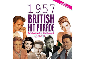 VARIOUS - The 1957 British Hit Parade, Part 1 - (CD)
