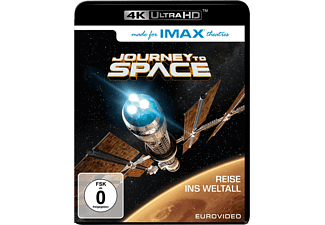Journey to Space - (4K Ultra HD Blu-ray)