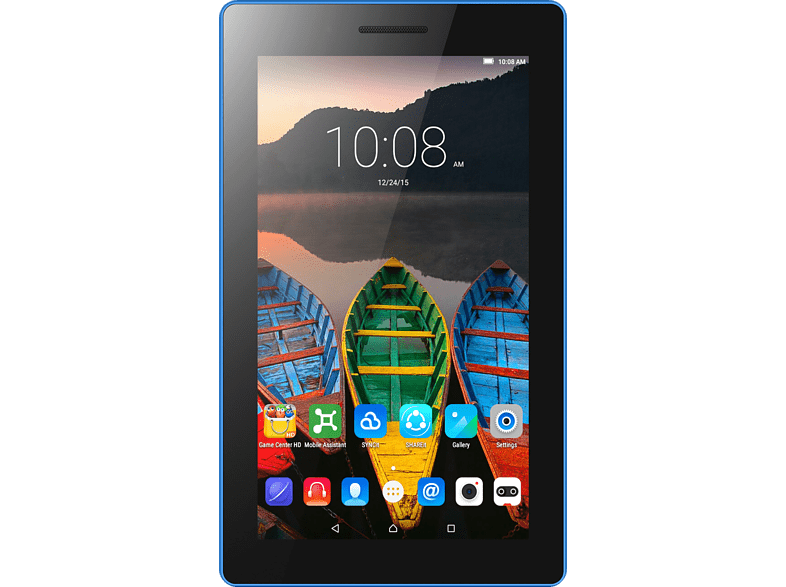 LENOVO Tab 3 7 Essential 16 GB    Tablet Schwarz