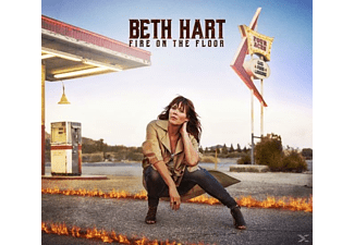 Beth Hart - Fire On The Floor - (CD)
