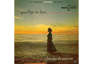 Claudia Thompson - Goodbye to Love (LP) - (Vinyl)
