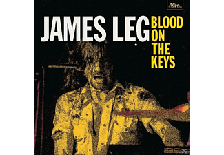 James Leg - Blood On The Keys - (CD)