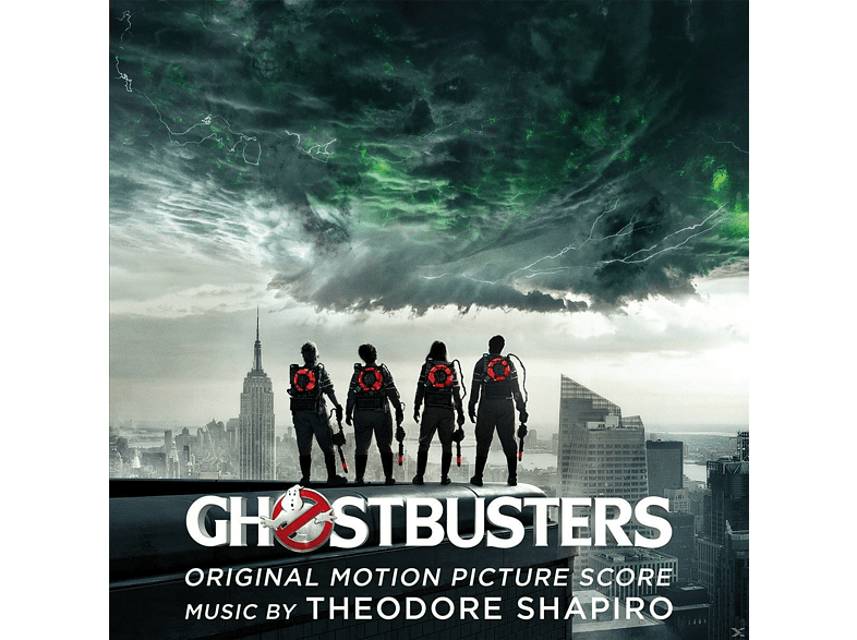 OST/VARIOUS - Ghostbusters (OST 2016) [Vinyl]