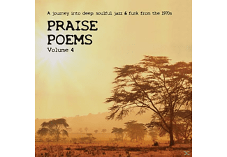 VARIOUS - Praise Poems Vol.4 (2LP+MP3) - (LP + Download)