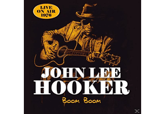 John Lee Hooker - Boon Boom/Live On Air 1976 - (CD)