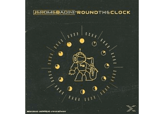 Jerome Badini - 'Round The Clock - (CD)