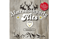 VARIOUS - Almrauschparty Vol.1 [CD]