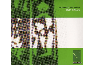 Billy Bragg - Brewing Up With - (CD)