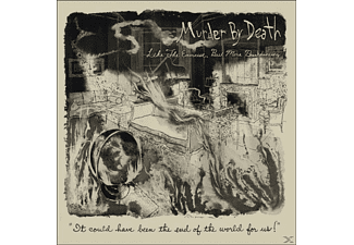 Murder By Death - Like The Exorcist But More Breakdancing - (CD)