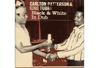 Carlton Patterson - Black & White In Dub - (CD)