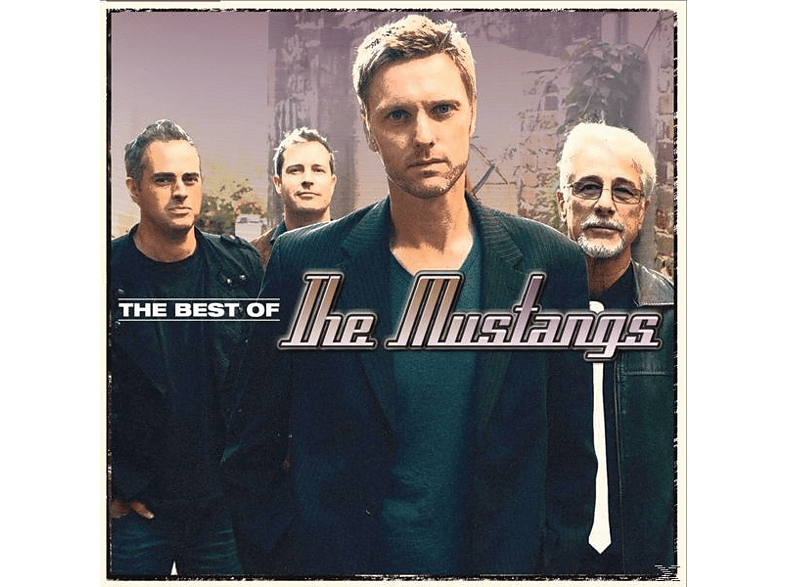 The Mustangs - The Best Of The Mustangs [CD]