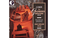 Jean Guillou - Goldberg-Variationen (Transkribiert Für Orgel) [CD]