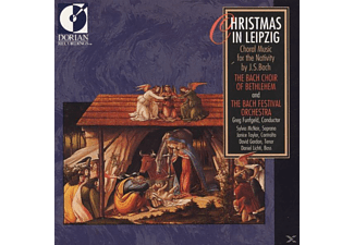 Greg/bach Choir Of Bethlehem Funfgeld - Christmas In Leipzig - (CD)