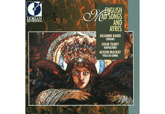 Baird/Tilney/Mackay - English Mad Songs And Ayres - (CD)