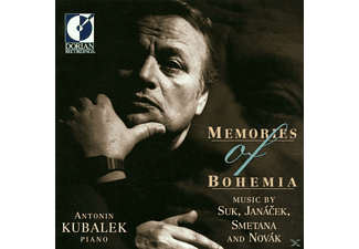 Antonín Kubálek - Memories Of Bohemia - (CD)