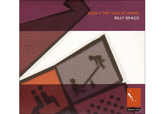 Billy Bragg - Don't Try This At Home [CD]