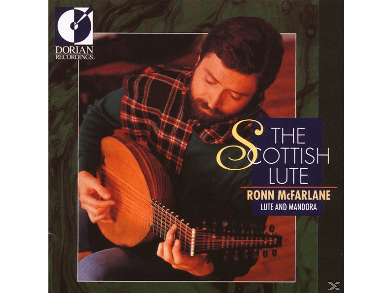 Ronn Mcfarlane - The Scottish Lute [CD]