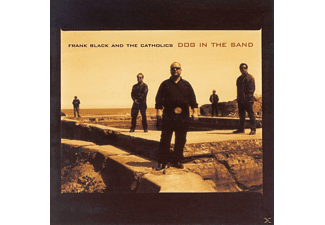 Black, Frank & Catholics, The - Dog In The Sand - (CD)