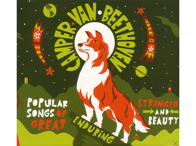Camper Van Beethoven - Popular Songs Of Great Enduring Strength And Beautiful [CD]